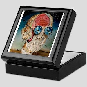 Freudian Nail Bomb Keepsake Box
