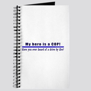 Drive By Fire COP Gift Journal