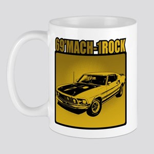 69 Mach-1 Rocks! Mug