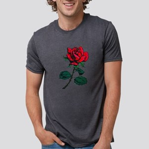 Red Rose Tattoo T-Shirt