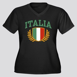 Italia Plus Size T-Shirt