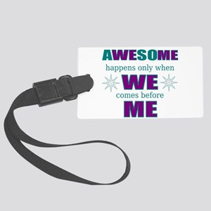 Business Large Luggage Tag