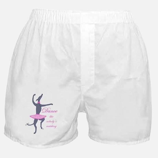 Greyhound Boxer Shorts/Dance