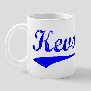 Vintage Kevon (Blue) Mug