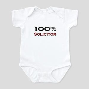 100 Percent Solicitor Infant Bodysuit