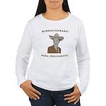 Barrocho(bama) Women's Long Sleeve T-Shirt