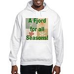 Fjord Horse Hooded Sweatshirt