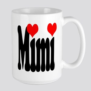 I lovee Mimi Large Mug