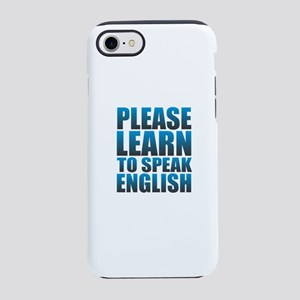 Learn English iPhone 8/7 Tough Case