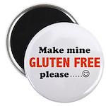 "gluten free 2.25"" Magnet (10 pack)"