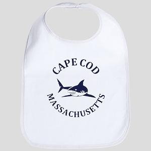 Summer cape cod- massachusetts Baby Bib