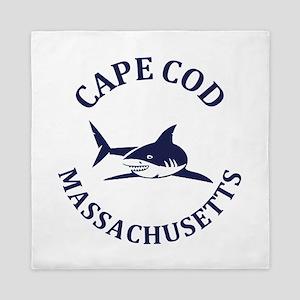 Summer cape cod- massachusetts Queen Duvet