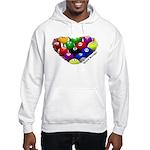Heart Breaker Hooded Sweatshirt