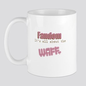 It's all about the WAFF Mug