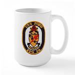 USS FORD Large Mug