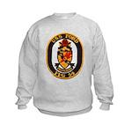 USS FORD Kids Sweatshirt