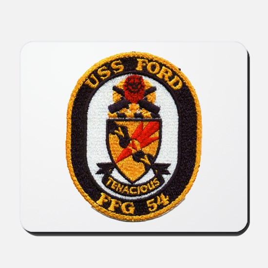 USS FORD Mousepad