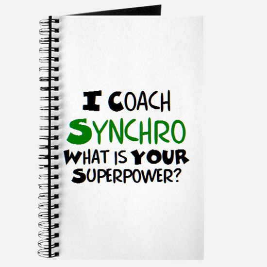 coach synchro Journal