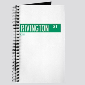 Rivington Street in NY Journal