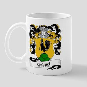 Koppel Family Crest Mug