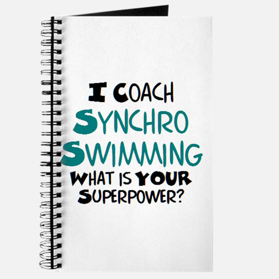 coach synchro swimming Journal