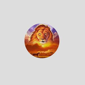 Lion King Mini Button