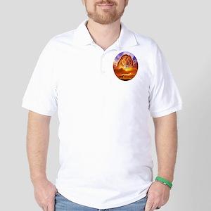 Lion King Golf Shirt