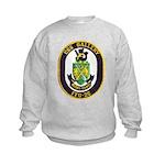 USS GALLERY Kids Sweatshirt