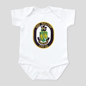 USS GALLERY Infant Bodysuit