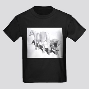 FARRIER Kids Dark T-Shirt