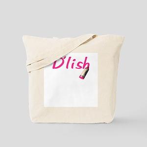 D'lish Crayon Tote Bag