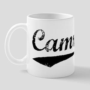 Vintage Camryn (Black) Mug
