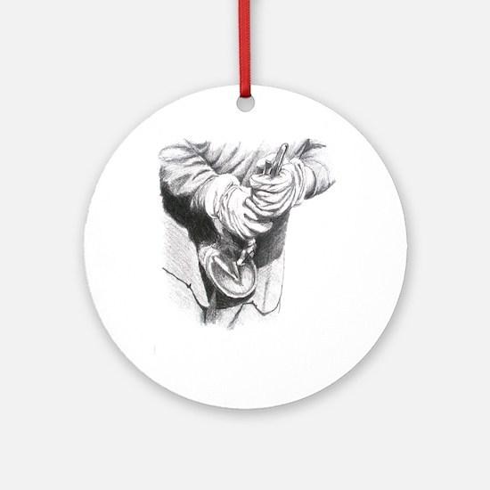 FARRIER Ornament (Round)