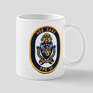 USS GARY Mug