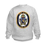 USS GARY Kids Sweatshirt
