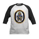 USS GARY Kids Baseball Jersey