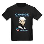 Obama - Change Kids Dark T-Shirt