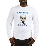 Obama - Change Long Sleeve T-Shirt