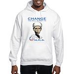 Obama - Change Hooded Sweatshirt