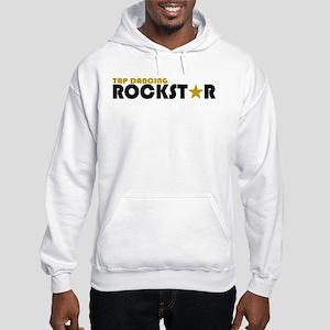 Tap Dancing Rockstar Hooded Sweatshirt