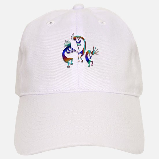 Three Kokopelli #109 Baseball Baseball Cap