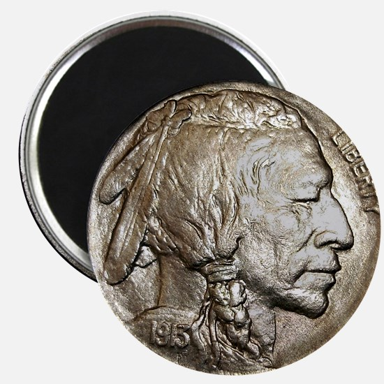 Classic Indian head NickelMagnet