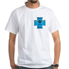 Mason Hams White T-Shirt