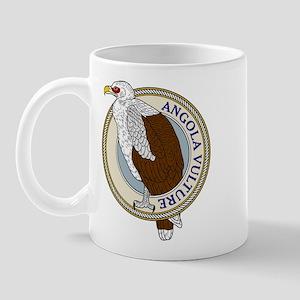 Angola Vulture Mug