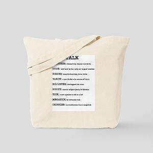 """BIRD TALK"" BIRDER BAG"