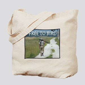 """FREE TO BIRD"" BIRDER BAG"