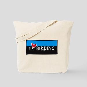 """""""I LOVE BIRDING"""" BIRDER BAG"""