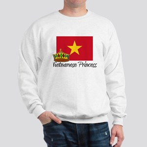 Vietnamese Princess Sweatshirt