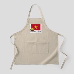 Vietnamese Princess BBQ Apron