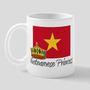 Vietnamese Princess Mug
